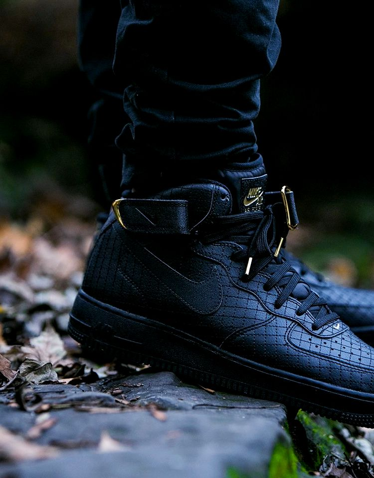 nike air force 1 mid 07 lv8 quilted pack (via kicks