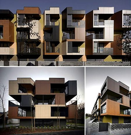 10 Most Creative Apartment Blocks | Apartments, Creative and ...