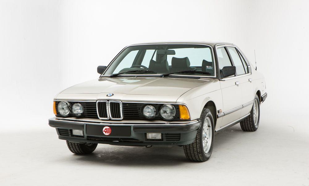 BMW E23 735i 1986. Classic Bimmers.