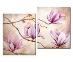 Resultado de imagem para magnolias cuadro