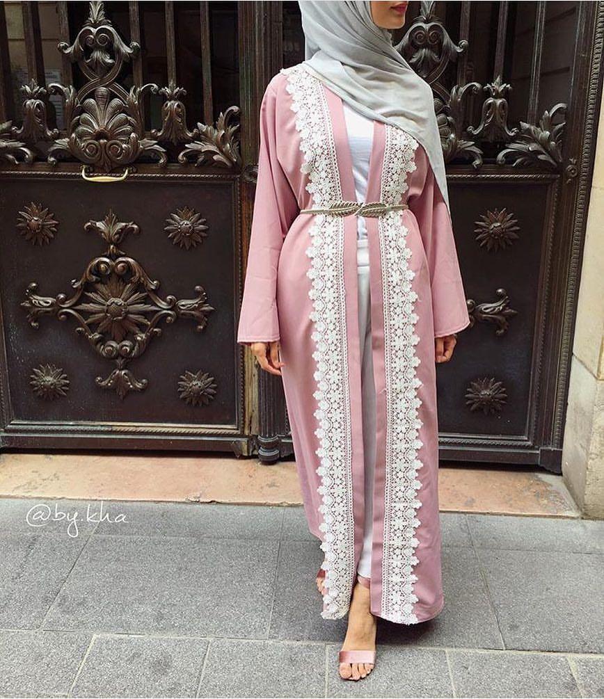 IG: By.Kha || IG: BeautiifulinBlack || Abaya Fashion ||
