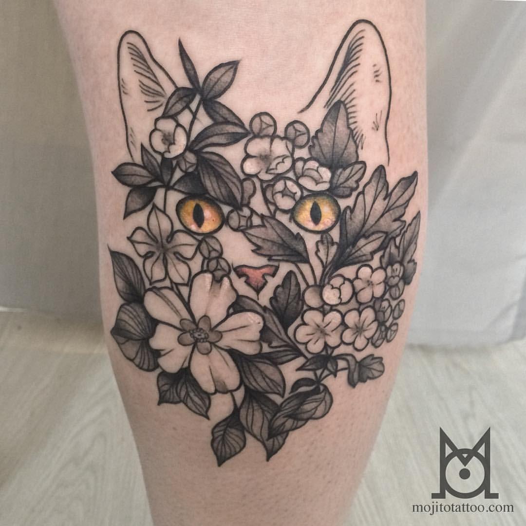 Resultado De Imagen De Tatuajes Gatos Tattooarte Tatuaje Gato