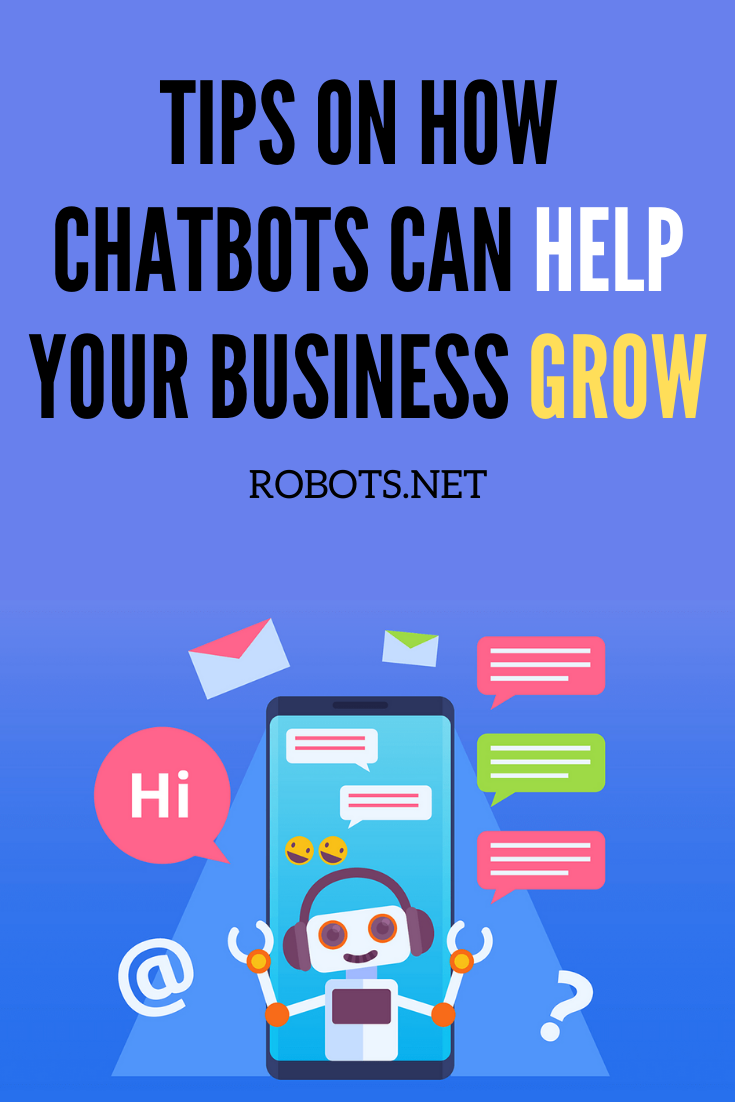 Hacks To Grow Your Business The Easy Way Chatbot Grow Business Social Selling