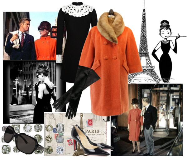 """""""Breakfast at Tiffany's;"""" by olga1969 on Polyvore"""