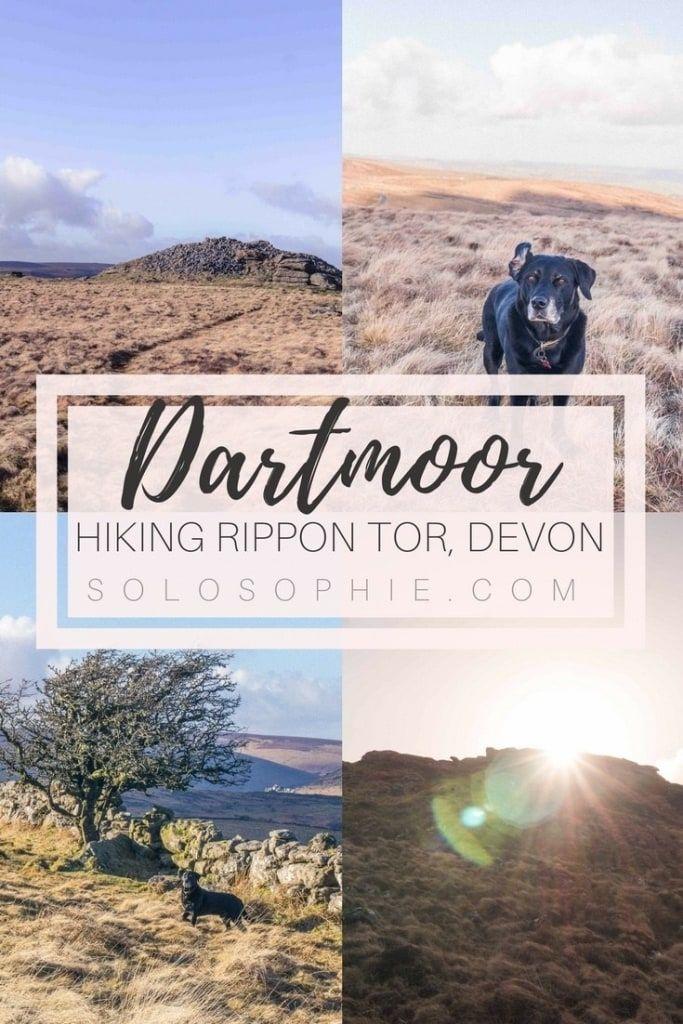 Dartmoor Walks: Rippon Tor & Rippon Tor Rifle Range | solosophie - https://www.solosophie.com/rippon-tor-rippon-tor-rifle-range/