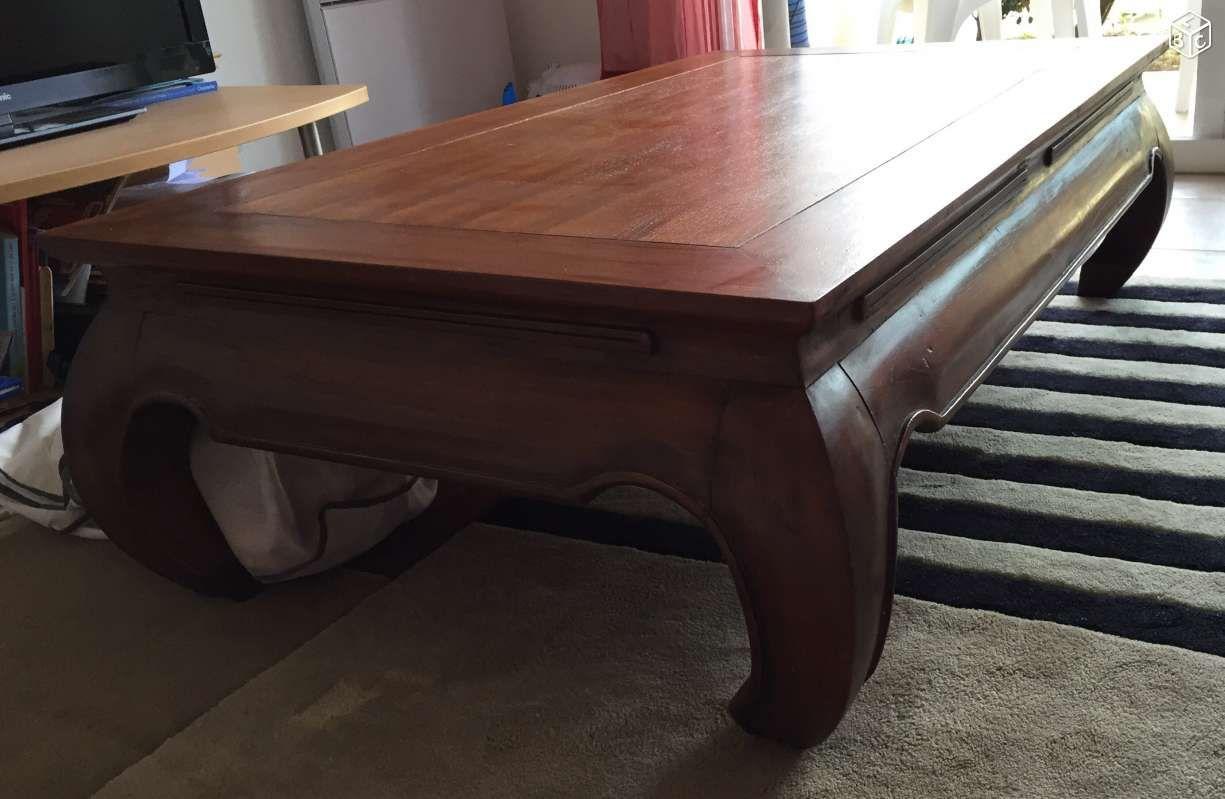 Table Basse Opium Ameublement Pyr N Es Atlantiques Leboncoin Fr  # Meuble Tv Leboncoin