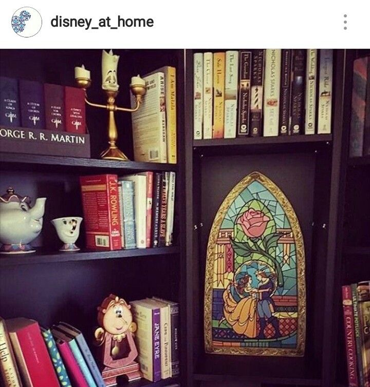 Decorating Theme Bedrooms: Disney Home Decor