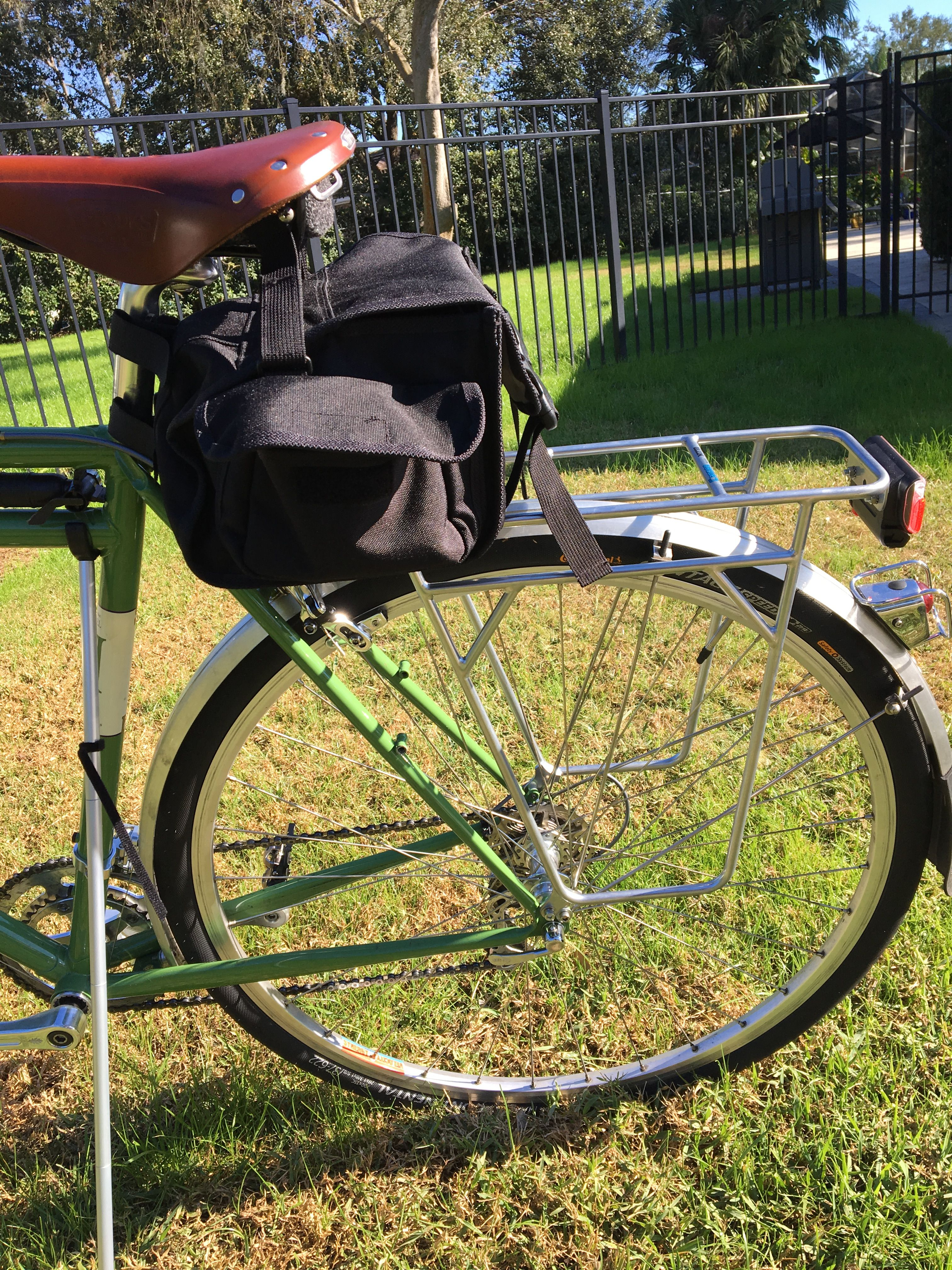 some bicycle at of added img used best rack bub namely works second convenient a i her the d my to accessories main found green rear lacked life bike and back crate commuting