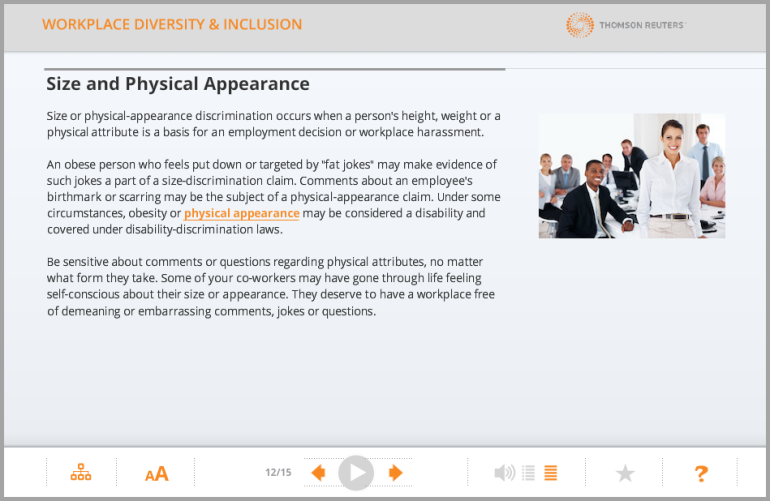Tr Workplace Diversity Training  Diverse Ability