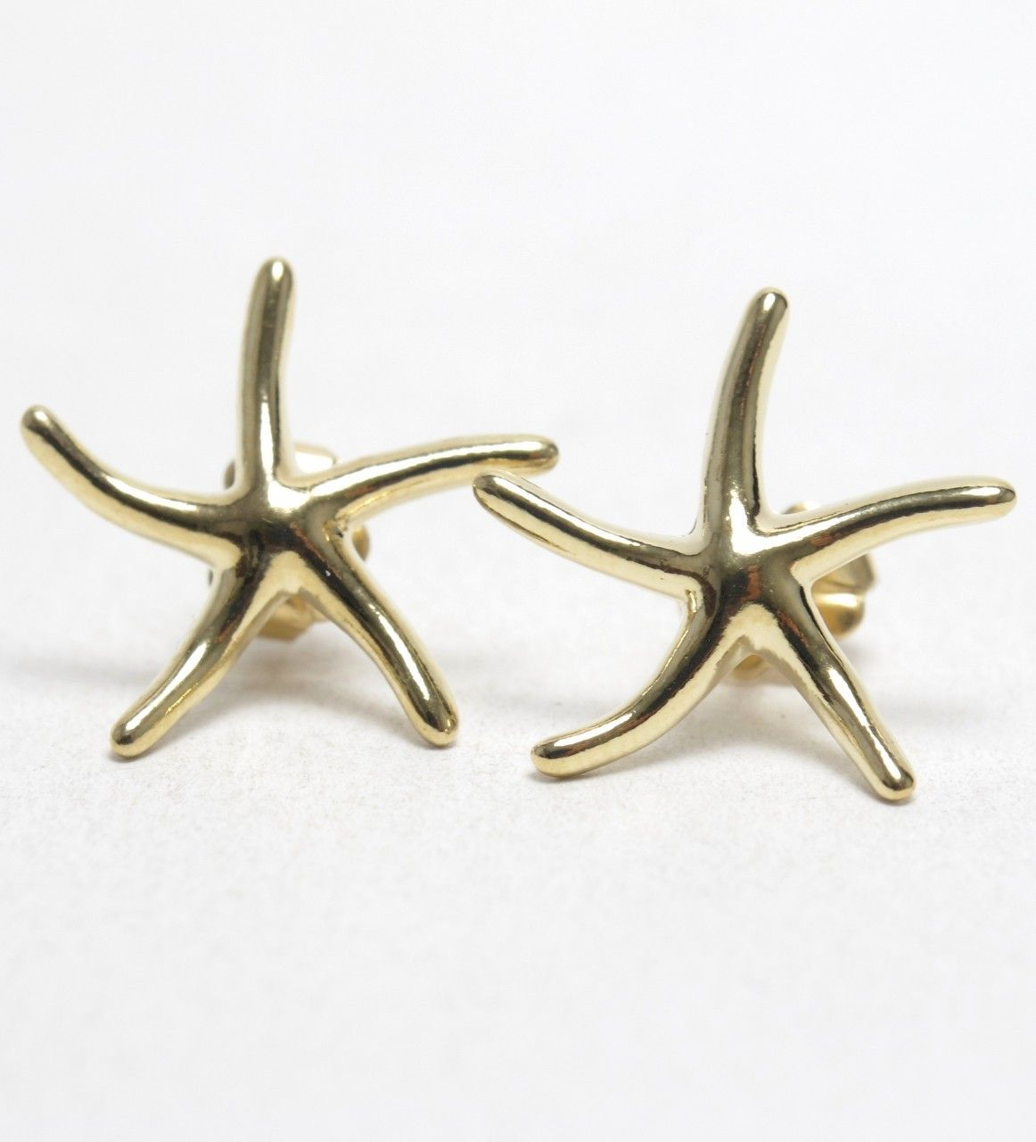 Great for the beach! Small Starfish Earrings (http://www.starfishboulder.com/small-starfish-earrings-vermeil/)