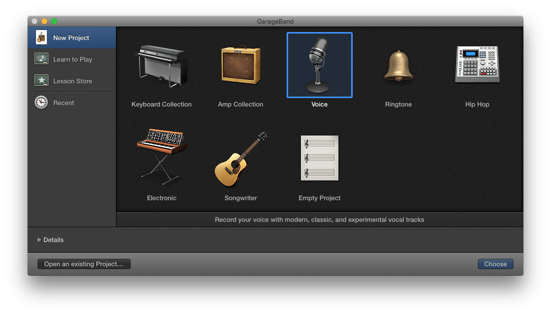 Create A Podcast Episode With GarageBand For Mac Garage