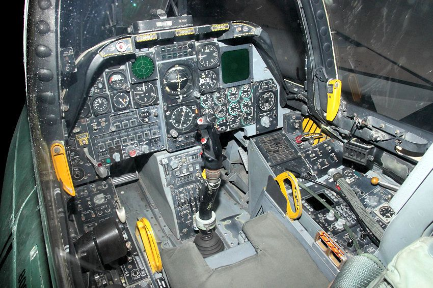 A10 Warthog Cockpit Www Pixshark Com Images Galleries
