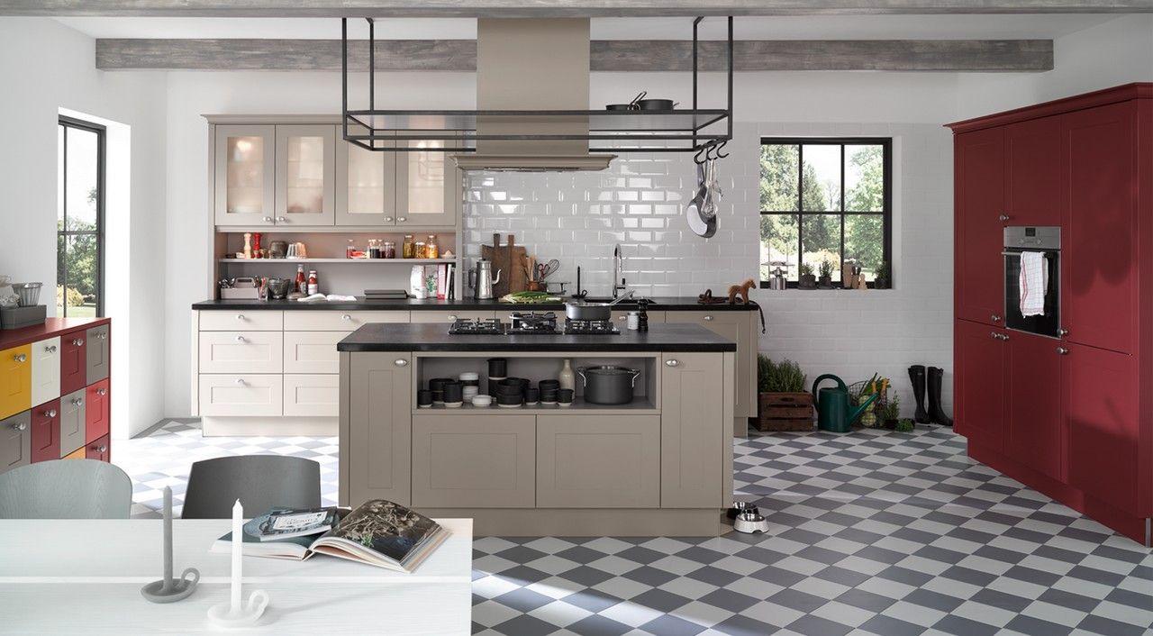 Exclusieve Nolte Keukens : Nolte landelijke keukens via plieger product in beeld