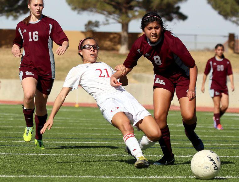 Women S College Soccer Odessa High S Martinez Part Of Utpb Signings Girls Soccer College Soccer Soccer Season