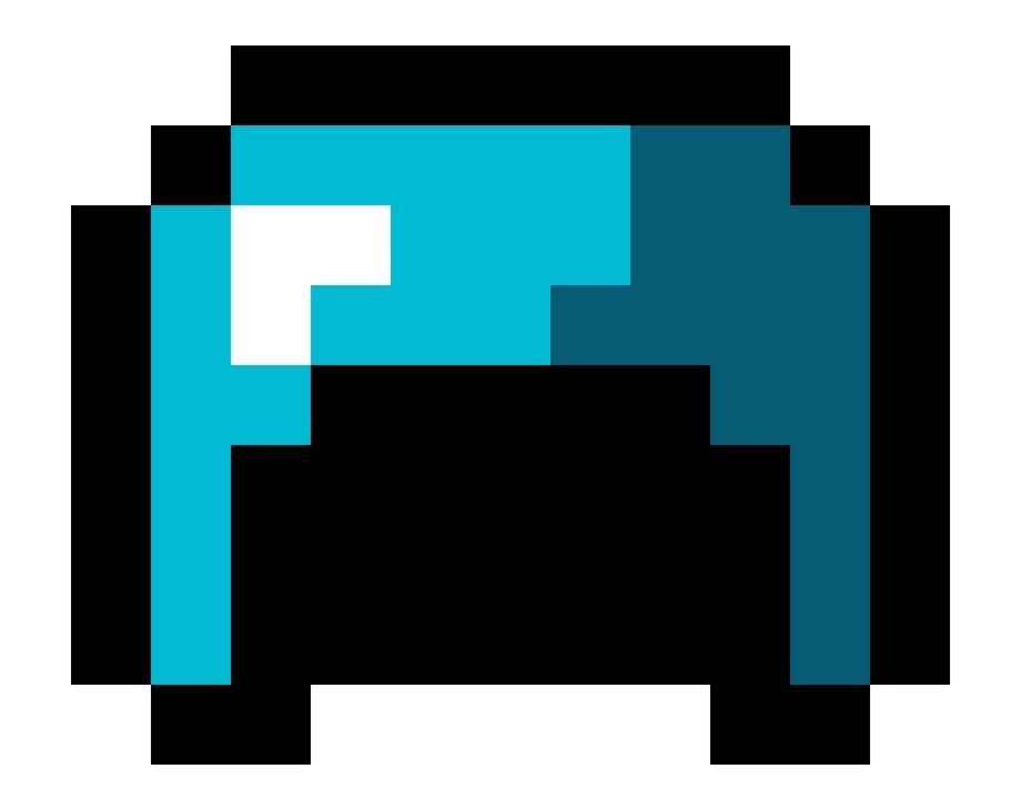 Minecraft Diamond Helmet Png Pixel Art Maker Minecraft Drawings Minecraft Pixel Art
