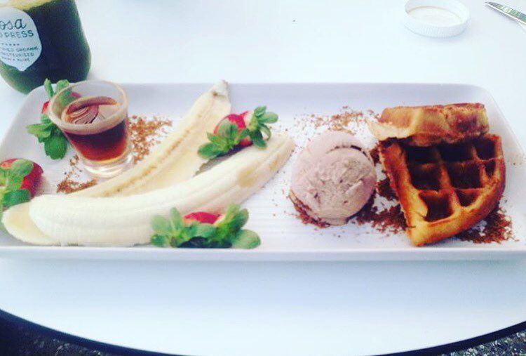 If happiness is your pursuit then start your day with WAFFLES. ----------------------------- Open breakfast lunch and dinner 7 days a week. For enquiries Phone: 5449 2366. ----------------------------- #cafelemonde #coffee #noosa #visitnoosa #noosaheads #noosabeach #noosariver #noosa_qld #noosanationalpark #noosaville #noosamainbeach #noosalife #noosajunction #noosafood #sunshinecoast #tbt #happy #instagood #love #cafe #food #foodporn #organic #beach #surfing #hastingsstreet #coolum…
