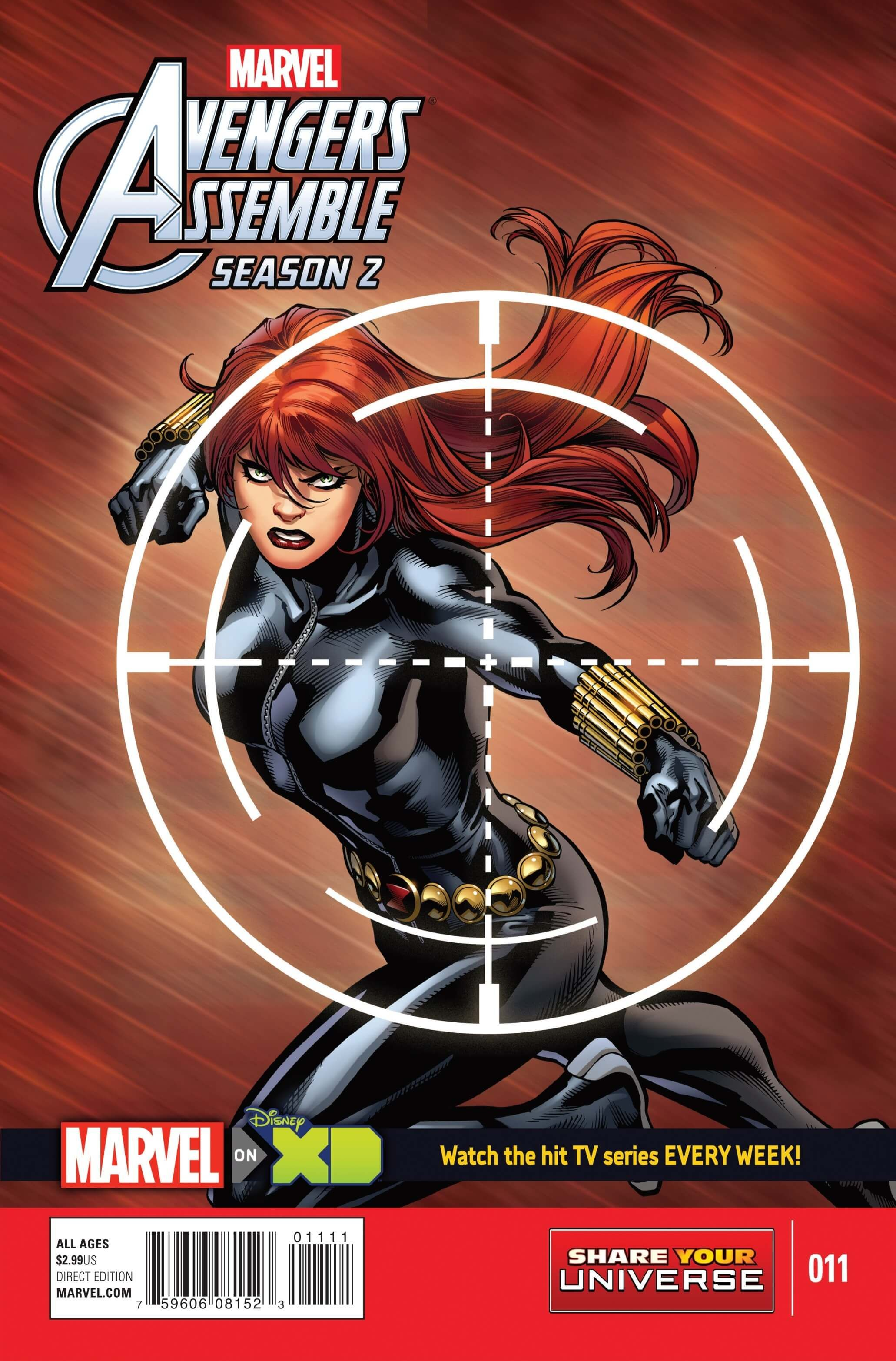 Preview: Marvel Universe: Avengers Assemble, Season Two #11, Marvel Universe: Avengers Assemble, Season Two #11 Adapted by: Joe Caramagna Publisher: Marvel Publication Date: September 9th, 2015 Price: $2..., #All-Comic #All-ComicPreviews #Comics #Marvel #MarvelUniverseAvengersAssemble #previews #SeasonTwo