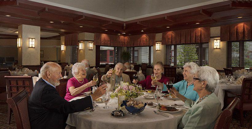 Senior Living 101 Senior living, Types of communities