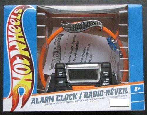 Robot Check Radio Alarm Clock Alarm Clock Clock