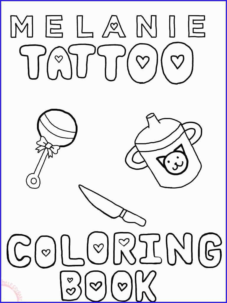 Cry Baby Coloring Page Melanie Martinez Google Search Color Me