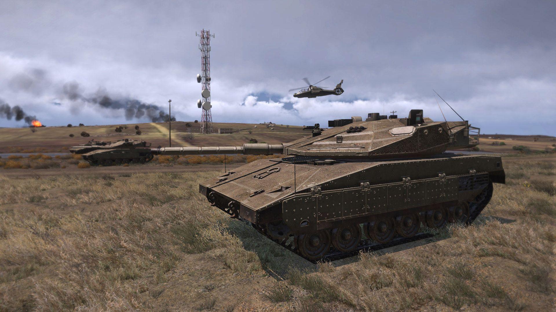 arma 3 tank