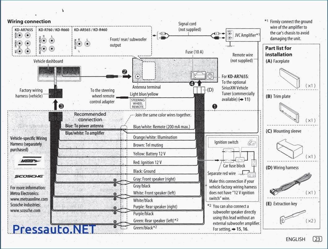 Scosche Gm2000 Wiring Diagram Di 2020
