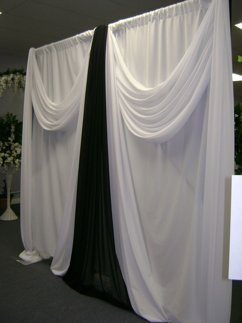 Diy Wedding Backdrops Using Pvc Piping Google Search Diy