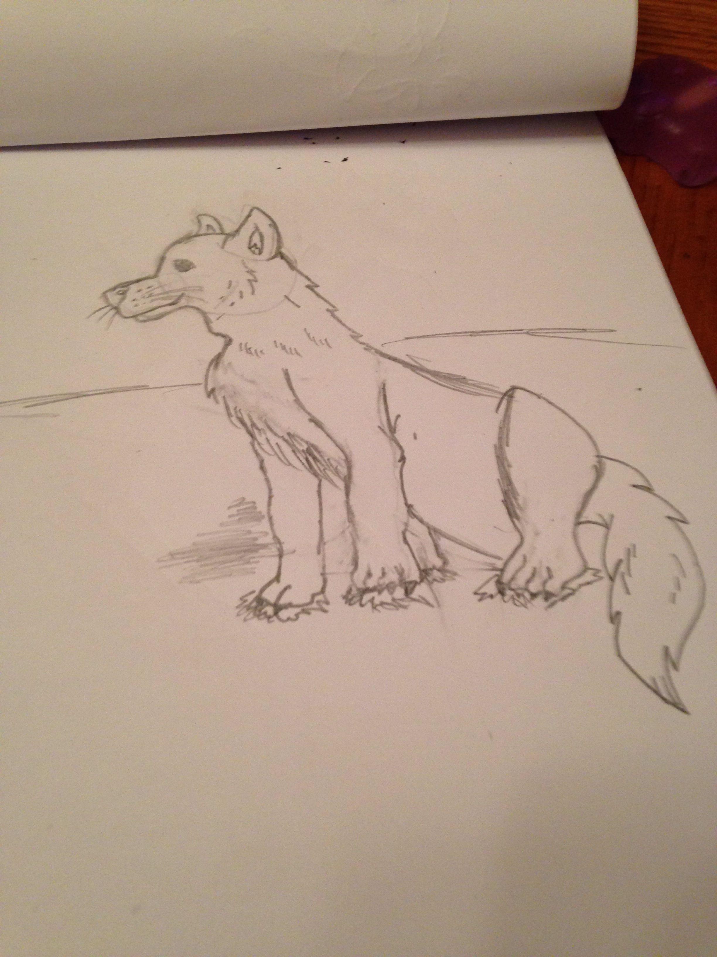 My wolf :)