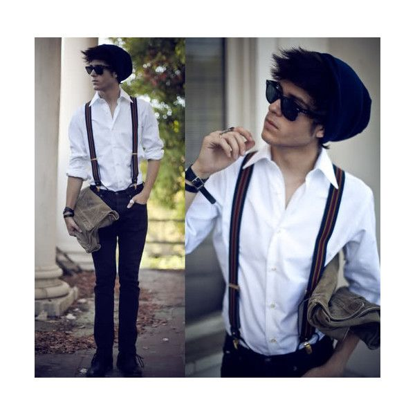 indie boys found on Polyvore