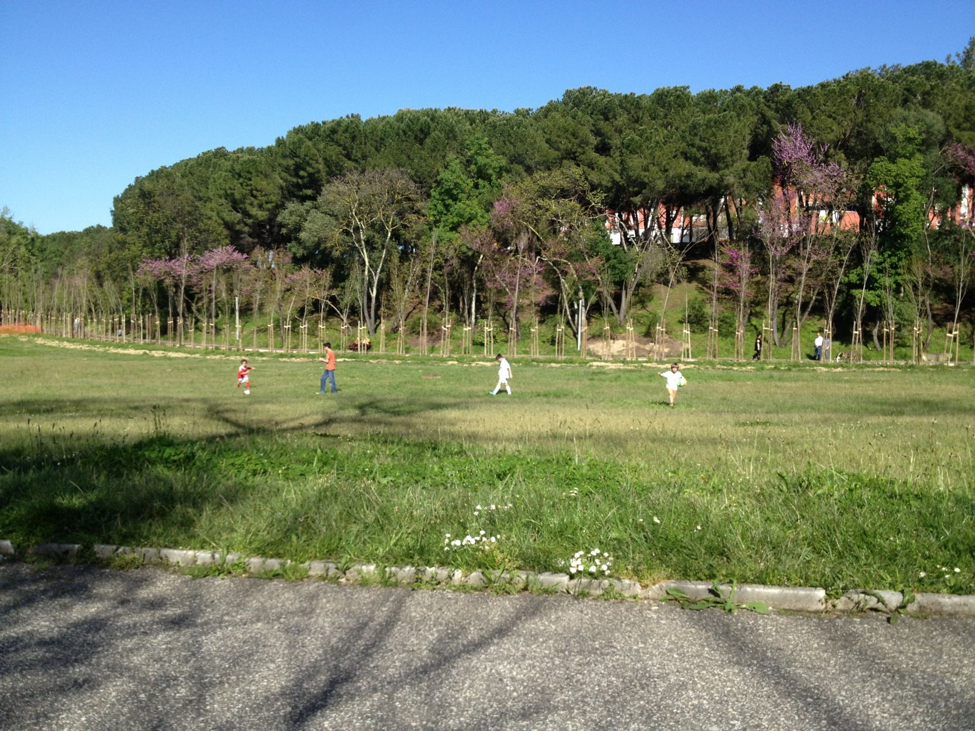 Parque Vale do Silêncio, Lisboa