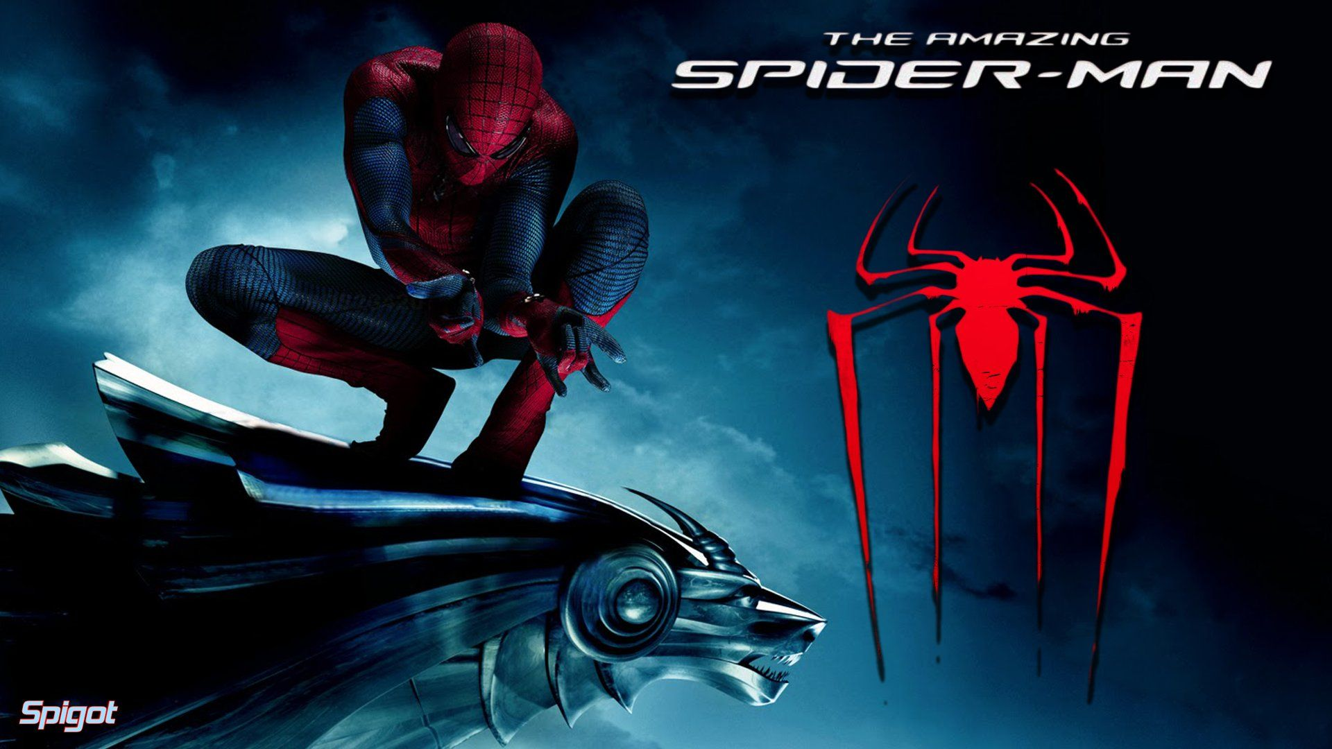 Spider Wallpaper Hd