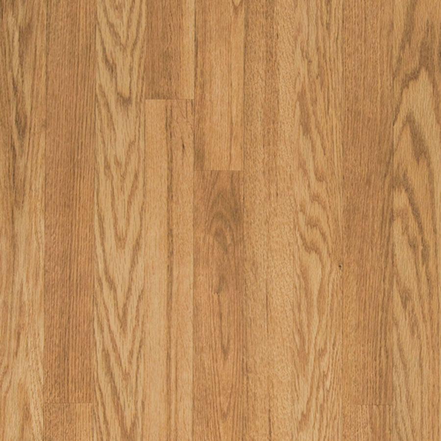 Pergo MAX 7.61in W x 3.96ft L Natural Oak Wood Plank