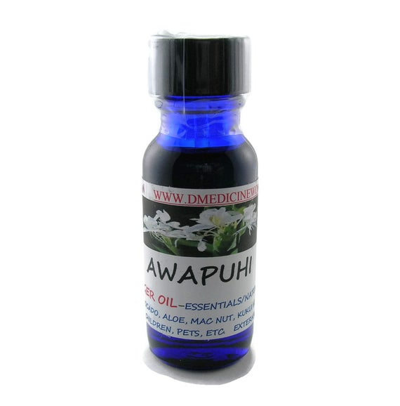 This Quality Aromatherapy Oil Has The Pleasing Aroma Of Our Big Island Hawaiian White Ginger Flowers The Fragrant Aroma Of Whit With Images Ginger Oil Ginger Essential Oil