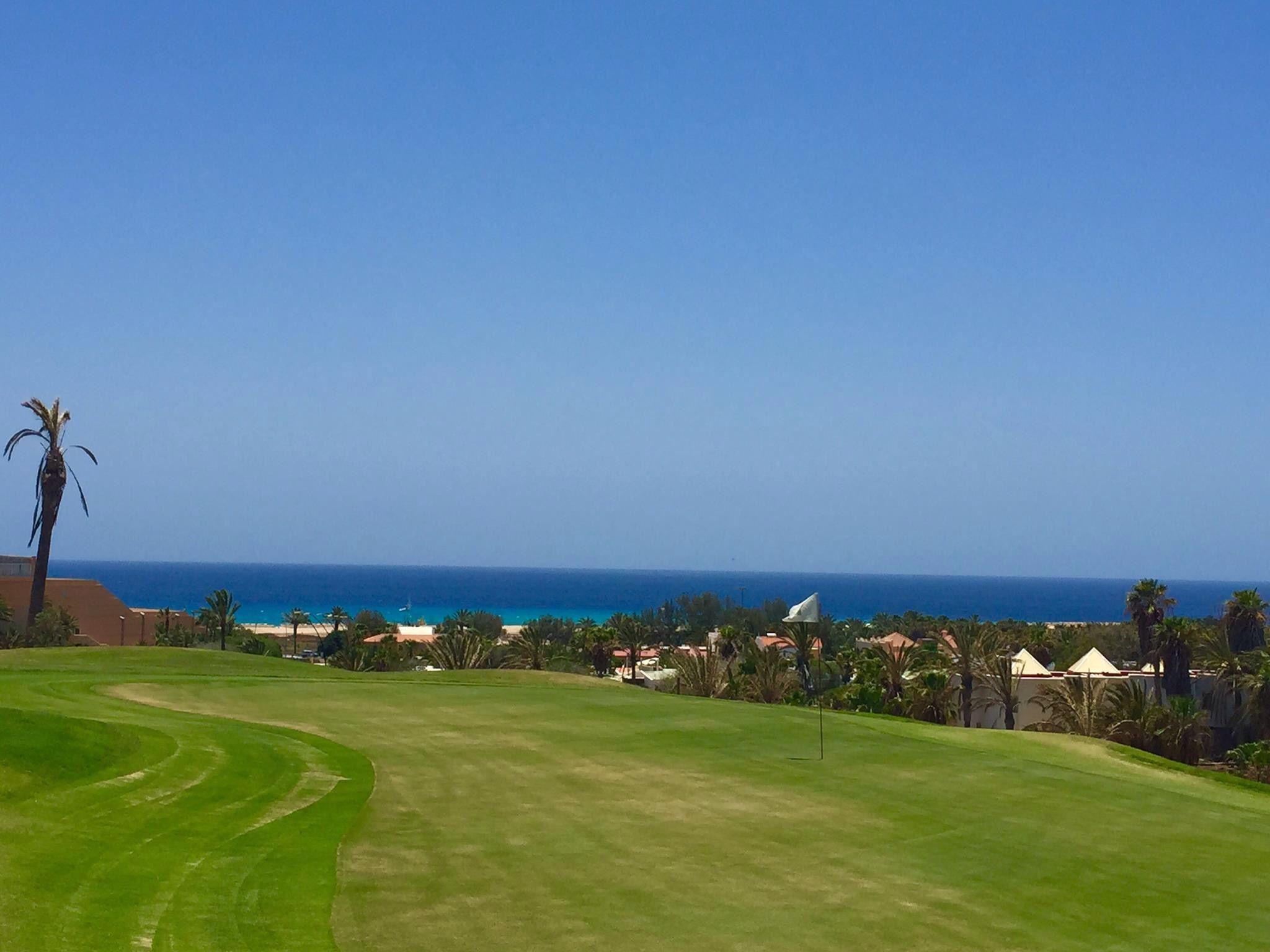 Playitas Golf, Fuerteventura.