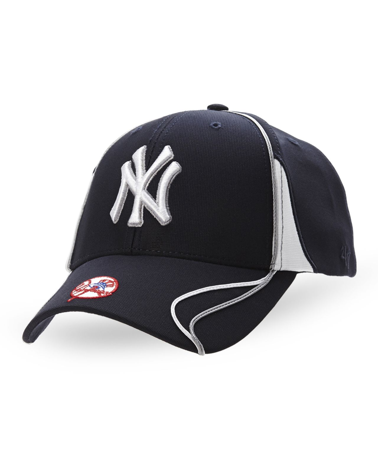 New York Yankees Vortex Baseball Cap  6c49cd358f9
