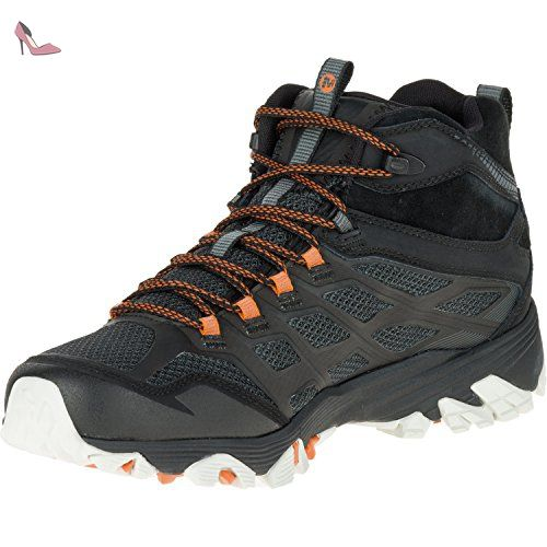 Merrell Moab FST Mid Gore-Tex Chaussure De Marche - AW16 - 50 - Chaussures