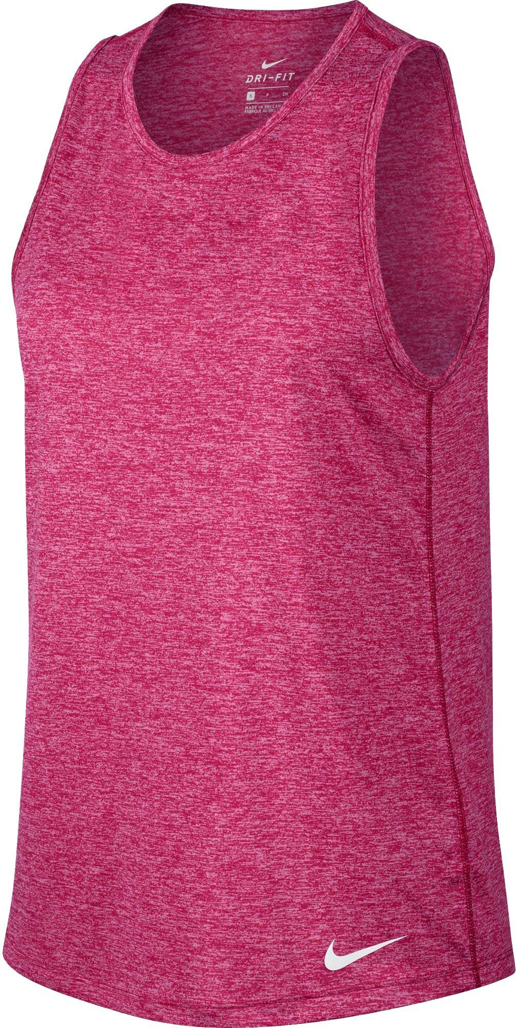 9bc9077d Nike Women's Dry Tomboy Cross-Dye Tank Top | Products | Training ...