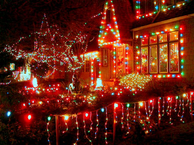 peacock lane christmas lights portland or every year hundreds drive through the neighborhood to enjoy the decorations