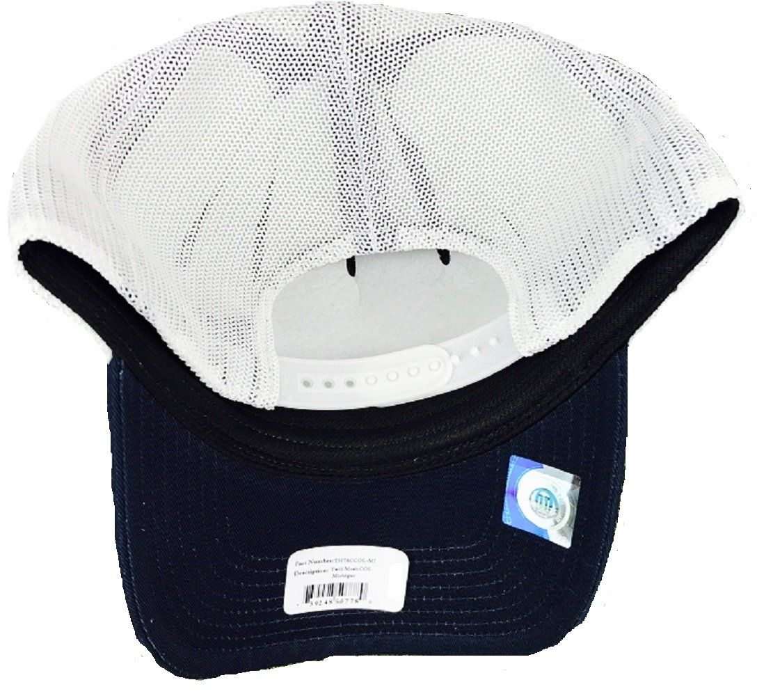 a38dc3b4deb Golf Clothing     Titleist New 2017 Collegiate Mesh Adjustable Hat Michigan     You can figure out even more information at the web link of the image.