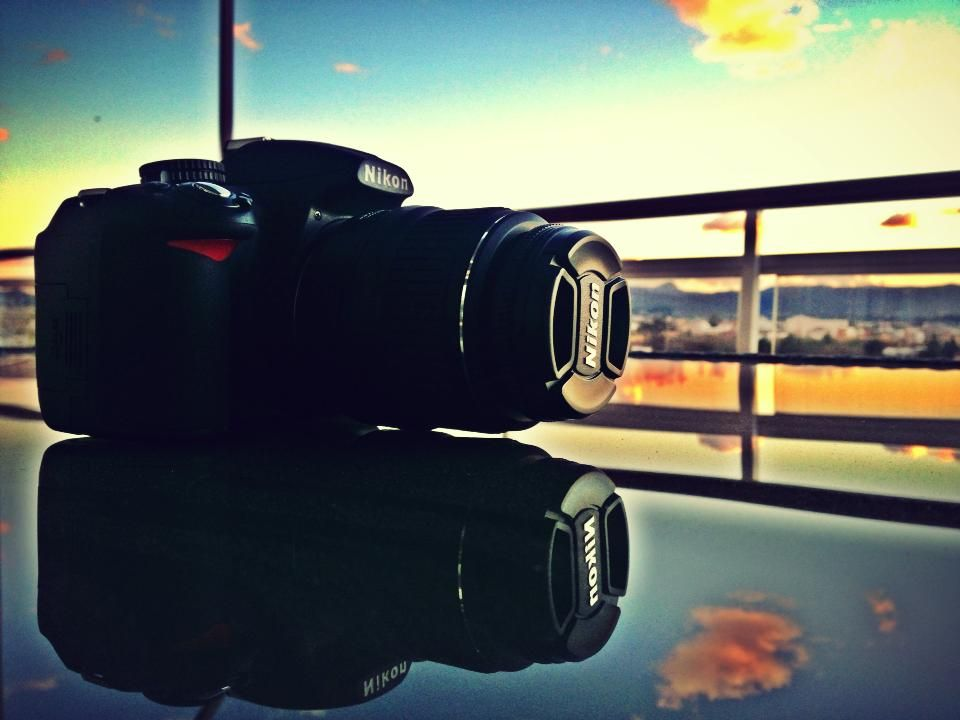 My #nikon D3100. I love it!