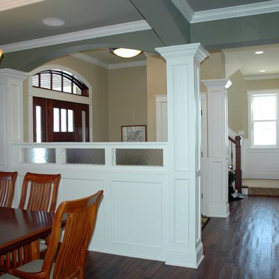 Half Wall Design Pictures Remodel Decor And Ideas Page 2