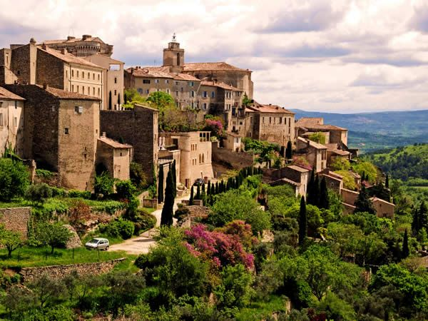 Tourism in the Alpilles Saint Rémy de Provence, Les Baux