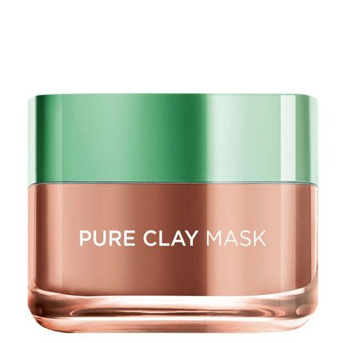 قناع الطين النقي قلو ماسك من لوريال باريس 50 مل متجر راق Pure Clay Mask Clay Masks Pure Products