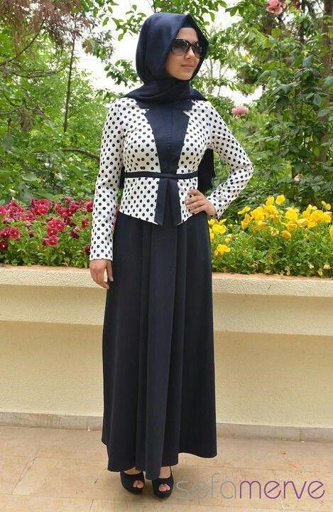 Sefa Merve Hijab Style Muslim Women Dress Muslimah Fashion Hijab Fashion