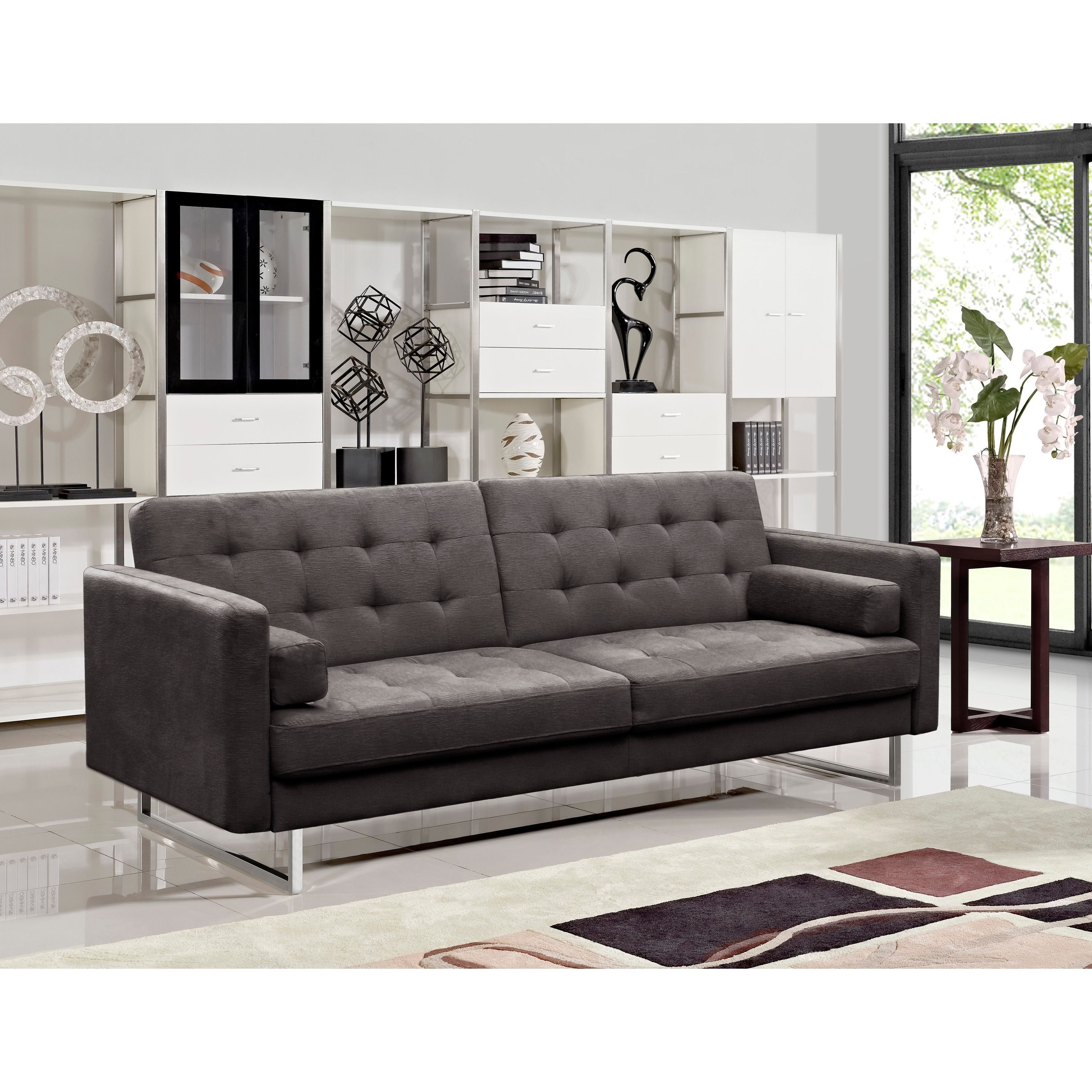 Overstock Com Online Shopping Bedding Furniture Electronics Jewelry Clothing More Modern Convertible Sofa Modern Sofa Bed Sofa Bed Design