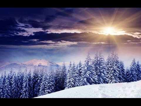 "Songs : Yoga Music Relaxing Music, Peaceful Music, Instrumental Music, ""Winter's Light"" by Tim Janis..."