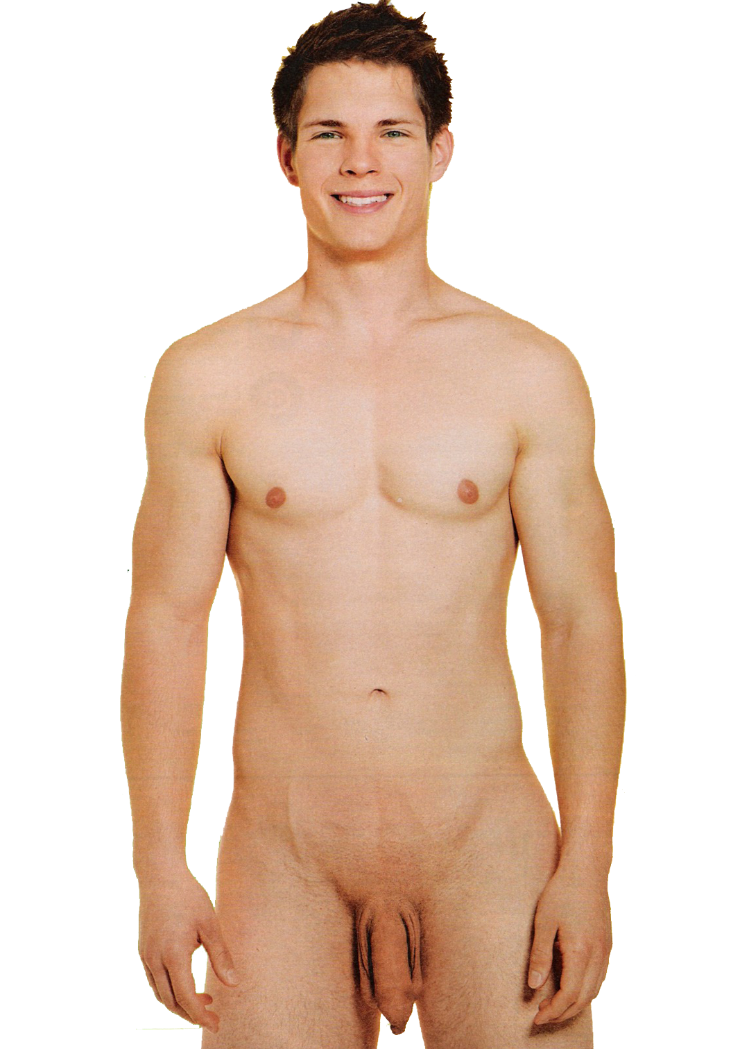 Mainstream Male Frontal Nudity