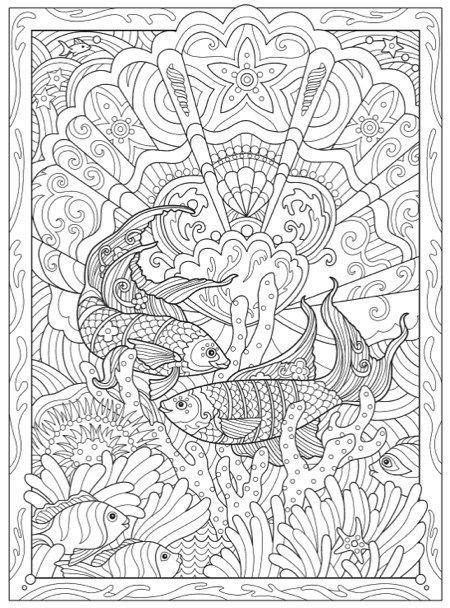 Pin von Jennifer Nickels auf Coloring | Pinterest | Dover ...