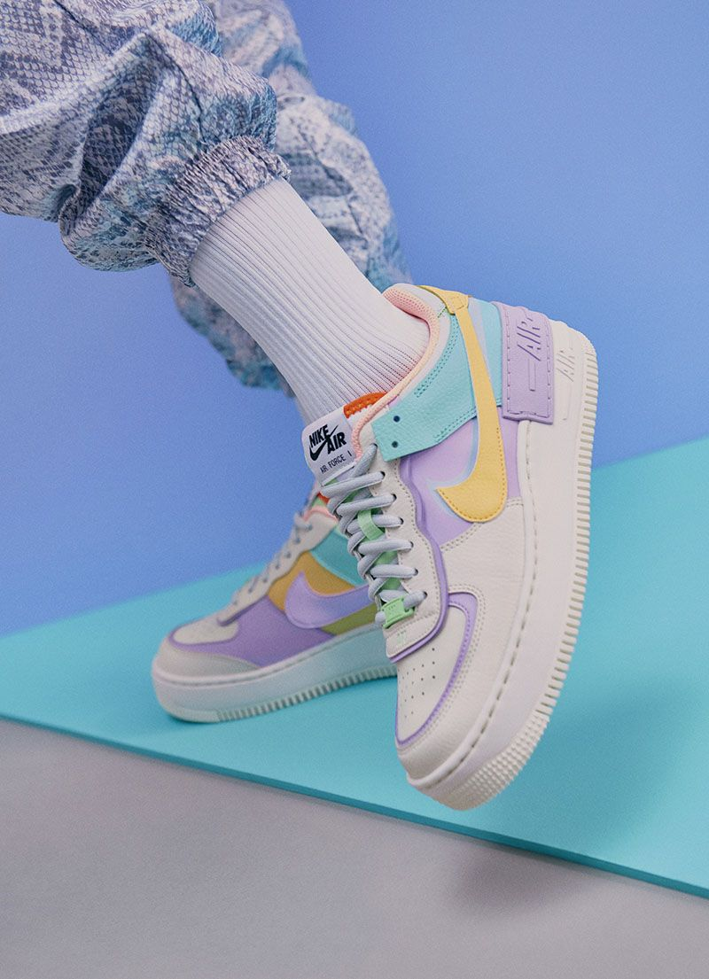 Las sneakers más cute son las Nike Air Force 1 Shadow ...