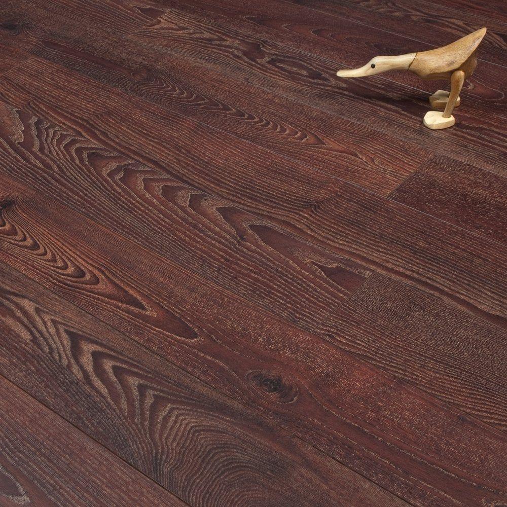 Balterio Stretto Thermo Ash 8mm Laminate Flooring VGroove